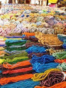 Koforidua Bead Market - Koforidua, Ghana