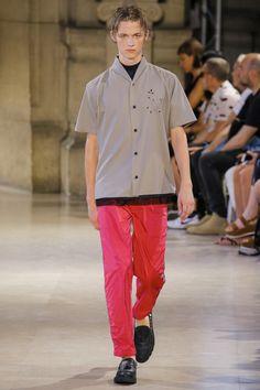 Kolor Spring 2017 Menswear Collection Photos - Vogue