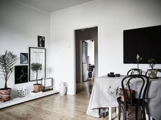 Home with style and character - via cocolapinedesign.com