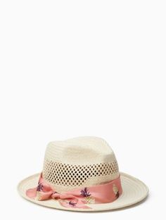 419496e76dc trilby with silk hatband. Designer BeltsWomens ScarvesHats For WomenSilk  ScarvesSorbetKate SpadePineappleLadies AccessoriesPinecone