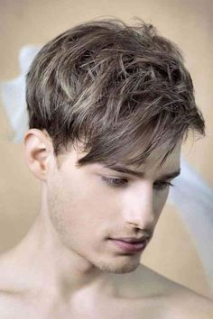 Männerfrisuren Jung Tolle Frisuren Hair Styles Young Mens