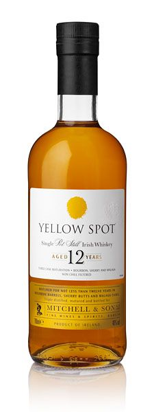 Yellow Spot 12 Year Old Single Pot Still Whiskey | Mitchell and Son Wine