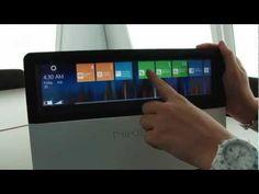 Nikiski laptop concept