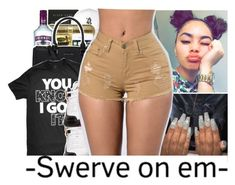 """""""Untitled #726"""" by issaxmonea ❤ liked on Polyvore featuring Michael Kors and Retrò"""
