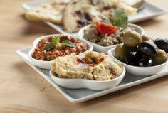 Feast on a mezze in Lebanon