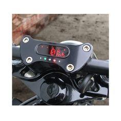 Pack Motogadget Motoscope Mini+pontet+Mcan pour Harley