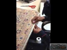 How Refringing a Rug  fringe cleaning rug cleaning clean carpet rug cleaners carpet cleaning cleaning carpet oriental rug cleaners