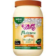 Maionese Capilar #TodeCacho - Uma Nutrição Power 500g Salon Line - Loja da Salon Line