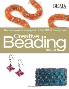 Canadian beading magazine now online and free just checked it creative beading volume 3 the best projects from a year of bead button fandeluxe Images