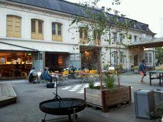 Aktienmühle in Basel