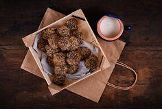 Mákos keksz I Foods, Food Photography, Stuffed Mushrooms, Vegetables, Blog, Stuff Mushrooms, Vegetable Recipes, Blogging, Veggies