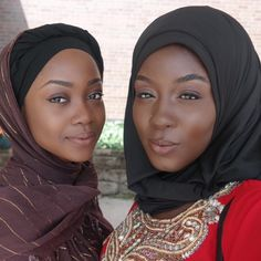 "blackandbrownlove: "" African Beauties Ayomide and Adenike Ig: @simplymide - @1nekaymufasa """