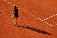 Ana Ivanovic Photos Photos - Ana Ivanovic of Serbia celebrates match point in her Women's Singles match against Yaroslava Shvedova of Kazakhstan on day one of the 2015 French Open at Roland Garros on May 24, 2015 in Paris, France. - 2015 French Open - Day One