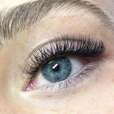 56b6b711080 Beautiful natural look 2/3D Russian Volume Eyelash Extensions #Lashes  Volume Lash Extensions,