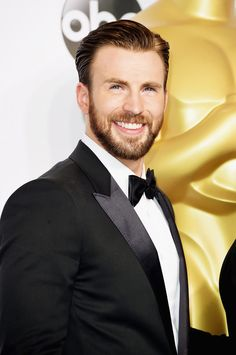 Chris Evans said goodbye to his beard, so we paid tribute with a look at some of his sexiest scruffy moments. Also, an important reminder: Chris looks good both with AND without a beard.