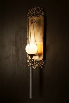 Deniz Tunç - Wall Light