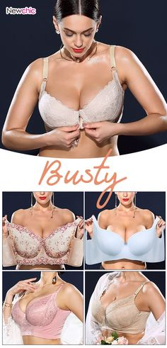 Collection of Plus Size Bras - Only for . Collection of Plus Size Bras – Only for You Pearl Underwear, Mode Outfits, Fashion Outfits, Xl Mode, Casual Mode, Plus Size Bra, Large Size Bras, Bra Styles, Mode Style