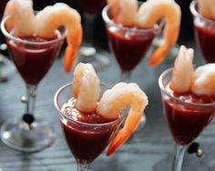 Ned some ideas for your next #party? How about #cooking some of these unexpected #cocktail hour Hors d'Oeuvres!
