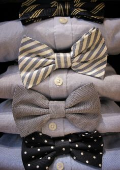 The Bow Tie   Men's Style For Summer Weddings: 3 Trendy and Timeless Ideas  