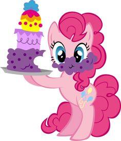 imagenes de my little pony cumpleaños
