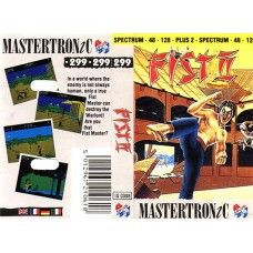 Fist II for Spectrum by Mastertronic + on Tape