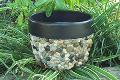Pots Rock! by Jess ..The Mosaic Moment, via Flickr