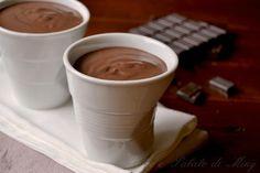 Cioccolata calda, molto facile da preparare, cremosissima come al bar!