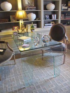 best of bklyn | fashion and lifestyle blog | southern california: Best of: Lucite Furniture Inspiration