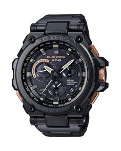 CASIO G-SHOCK MTG-G1000RB-1AJF MT-G World Limited 1000