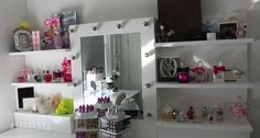 Beauty and a Blog: My Dream Vanity