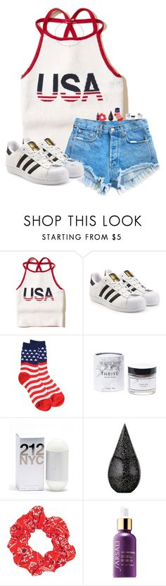 """{ sometimes the wrong choices bring us to the right places }"" by kolbee24 ❤ liked on Polyvore featuring beauty, Hollister Co., Levi's, adidas Originals, Carolina Herrera, La Prairie, Topshop, Sephora Collection, Cloverpost and vintage"