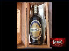 CERVEZA BUCANERO TE DICE ¿Cómo se hizo la cerveza Tutankhamun Ale? En 1990 un arqueólogo llamado Barry Kemp junto con su equipo, encontraron una antigua cocina en el Templo del Sol de Nefertiti en Egipto, tras examinar los sedimentos en algunas jarras y varios jeroglíficos les fue factible descubrir los ingredientes con los que se hizo esta antigua cerveza. www.cervezasdecuba.com