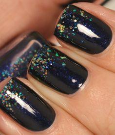 Cute blue - grapefizznails
