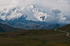Denali Natl. Park, Alaska. Words cannot begin to describe how beautiful it truly is.