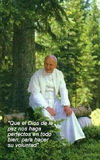St Pope John Paul II loved the outdoors Mother Teresa, Mother Mary, Catholic Saints, Roman Catholic, Papa Juan Pablo Ii, Pope John Paul Ii, Paul 2, Lady Of Fatima, Papa Francisco