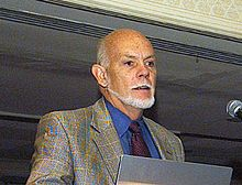 Richard Smalley--a Nobel laureate who won the Nobel Prize for his work with carbon nanoparticles.