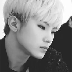 I'm really not sorry about this, it's fucking perfect. God Woozi I am trash for this photo. Whoever made this is a god! This right here is what perfection is, that stare.