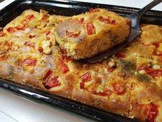 Pita Recipes, Cooking Recipes, Dinner Crepes, Bread Dough Recipe, Kolaci I Torte, Serbian Recipes, Bread And Pastries, Cookie Dough, Lasagna