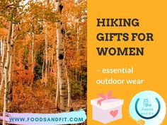 Looking for high quality hiking/outdoor wear at a reasonable price for yourself or someone in your life? Well look no further! This list of clothing items below will have you or your friend equipped to tackle these adverse conditions in the best gear available. #FoodsandFit #Hiking #Outdoor #Gift #Gifts #GiftsForHer #Weather @dare2b_sports