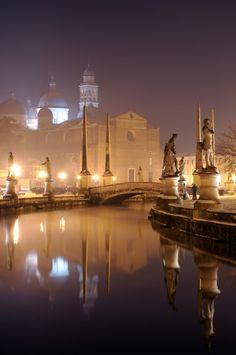 Santa Giustina - Padua, Véneto, Italia - Fabuloso Viajar