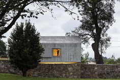 the project has been conceived as a 'minimal concrete treehouse', influenced by…
