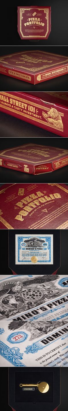 Loyal Customers of Domino's Pizza Are In For a Real Treat — The Dieline | Packaging & Branding Design & Innovation News