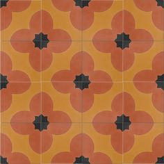 Granada Handmade 8 x 8-inch Cement and Granite Moroccan Tile (Morocco) (Pack of 12) - Overstock™ Shopping - Great Deals on Accent Pieces
