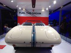 @Ford Motor Company display at #NAIAS in 2014 #Detroit #FordNAIAS