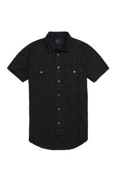 Afends Embers Short Sleeve Woven Shirt #pacsun