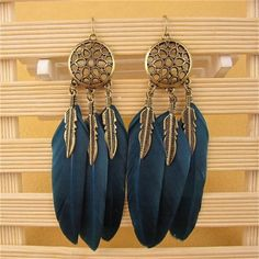 15e2543c Night Moves earrings by Grace Callie. A reflection of your gypsy soul.  Pendant Jewelry. Grace Callie Designs