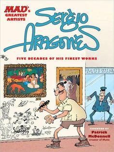 1996 Reuben: Sergio Aragones, Mad