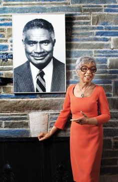 In the October issue of Essence, legendary actress Ruby Dee reflected on still being in love with life, family and her late husband Ossie Davis.
