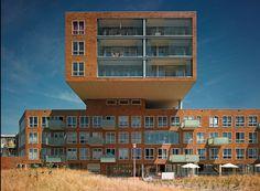 Woongebouw in Den Haag door N2 architekten - alle projecten - projecten - de Architect