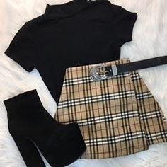 clothes for women,casual outfits,base layer clothing,casual outfits Cute Casual Outfits, Girly Outfits, Mode Outfits, Cute Summer Outfits, Retro Outfits, Grunge Outfits, Stylish Outfits, Vintage Outfits, Winter Outfits